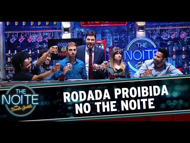 The Noite (24/10/14) - Rodada Proibida: Homem perde a virgindade com E.T