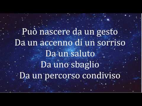 Francesca Michielin - L'amore esiste (Lyrics)