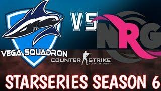 Nrg vs Vega Squadron StarSeries i-League CS:GO Season 6 Highlights - Map 1 - Mirage - SEMI-FINAL