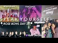190505 BTS (방탄소년단) SPEAK YOURSELF @ ROSE BOWL DAY 2!! JIMIN CRIED = I CRIED ✩