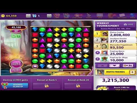Bejeweled Blitz (Facebook Game)