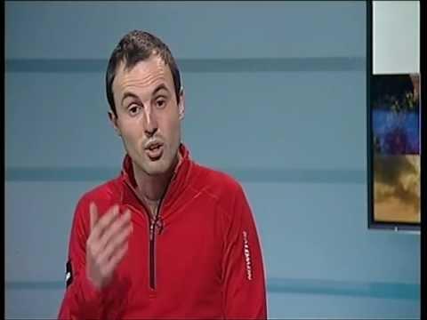 Jamie Mc Donald - ITV West Country - Live Studio