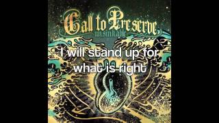 Watch Call To Preserve Now And Forever video