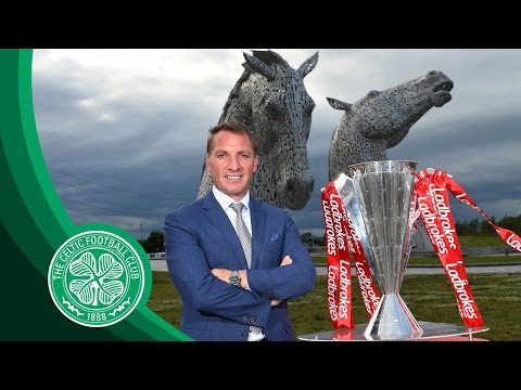 Celtic FC - Brendan Rodgers hails squad's first-class attitude