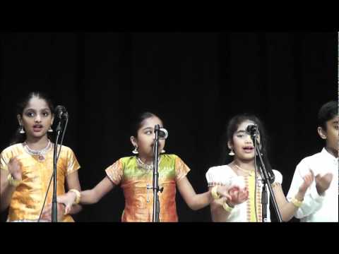 Academy Ccd Annual Day 11jun2011- Malayalam Group Song -maanathu Mutham Nalkum video