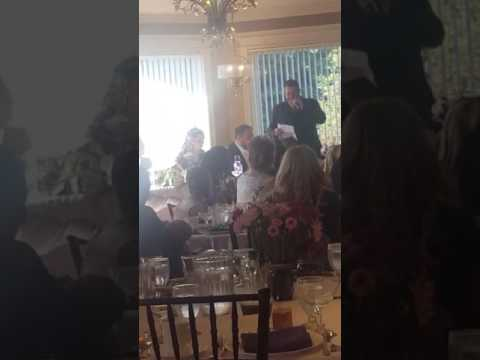 Funny Opening to Best Man Speech