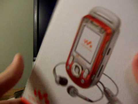 Sony Ericsson W600i 2