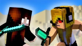 "Psycho Girl 17 ""Rage On"" Final episode about Psycho's first boyfriend / New Minecraft Song"