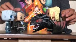 GAME OF THRONES / Daenerys & Drogon UNBOXING POP!!! Vol#003 activities for kids at home