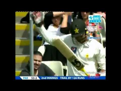 Graeme Swann to Imran Farhat...One of the Finest Pieces of Offspin Ever?