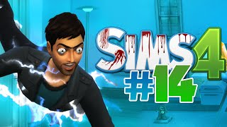 The Sims 4 | ELECTROCUTION #14