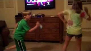 Just Dance 2 FUNNY DANCING!