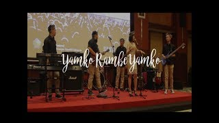 [SETENGAH LIMA] Yamko Rambe Yamko Cover | Setjen Mencari Bakat Kemenkeu 2017