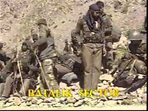 KASHMIR Indian Military in Action