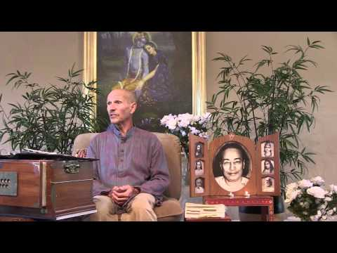 Clip from Living the Gita Session 1 with Tom Kelly