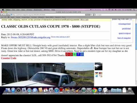 Craigslist Pullman Wa Used Cars And Trucks Cheap Used Cars ...