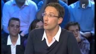 Julien Courbet On n'est pas couché 9 mai 2009 #ONPC
