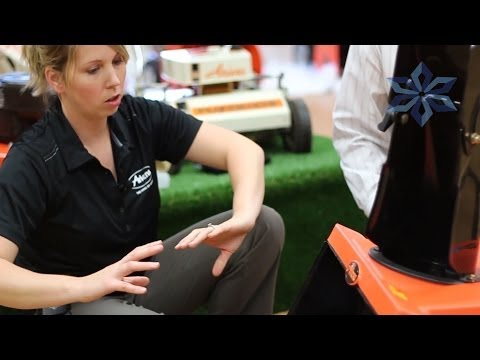 Snow Blower Review Ariens Path Pro Single Stage