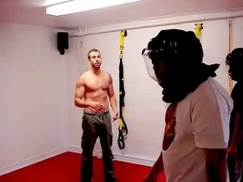 Real Knife Training Defense Techniques for a Street Fight Image 1