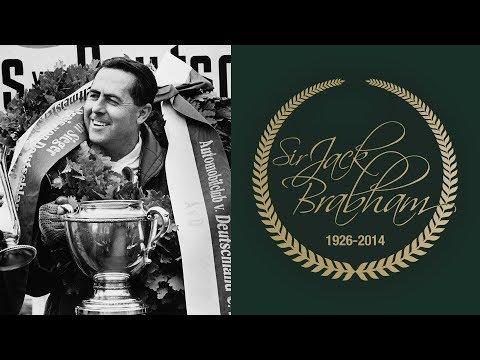 Sir Jack Brabham - State Funeral Tributes