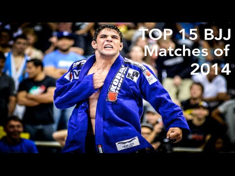 Top 15 BJJ & Grappling Matches of 2014 [HELLO JAPAN]