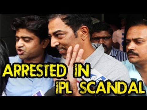 Watch Vindoo Dara Singh ARRESTED in IPL Spot Fixing Scandal