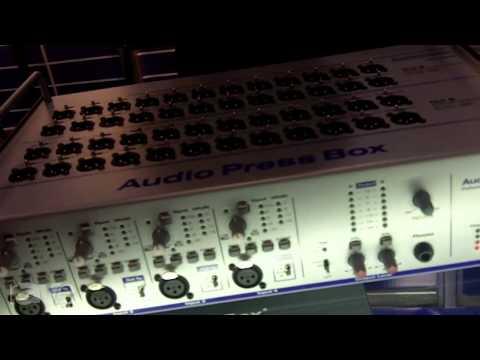 InfoComm 2013: Audio Press Box Introduces its Amplifier Range