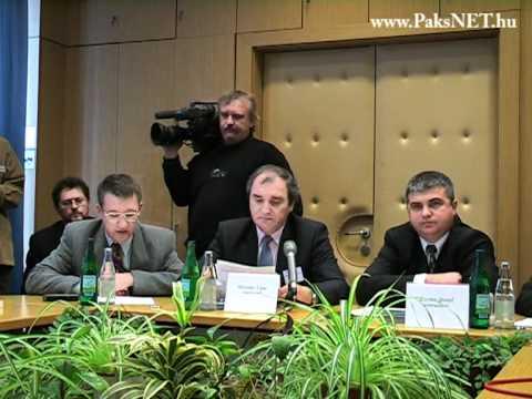 Pozitívan zárult a NAÜ-OSART utóvizsgálat / Paks - 2005.02.28.