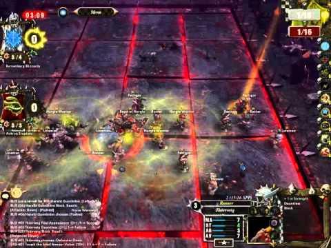 Blood Bowl Legendary Edition Norse vs Nurgle Part 1