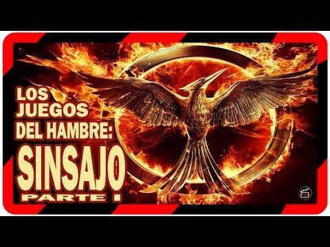 Pelicula: Los juegos del hambre Sinsajo (parte I)(2014) II Teaser trailer Sinsajo#lawrence