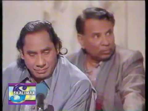 Aah Ko Chahiye by Hussain Bux Gullo