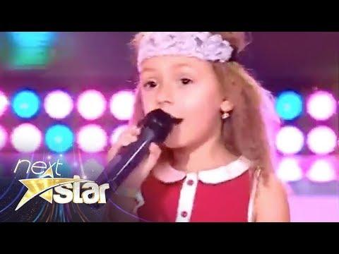 """Shakira - """"La La La"""". Interpretarea Patriciei Câmpean, la Next Star!"""