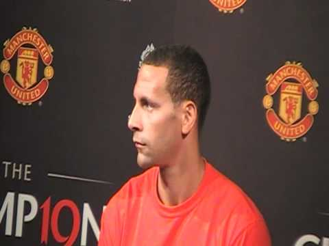 Rio Ferdinand Interview @ CentralWorld Bangkok Part 3