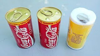 Coke T-Shirt in a Can!?