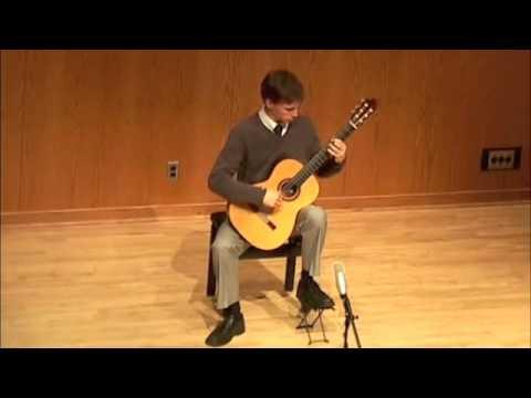 Antonio Jose -- Sonata: Mvt. IV