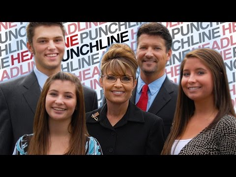 Sarah Palin and Family Party Brawl | DAILY REHASH | Ora TV