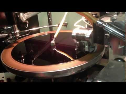 Pt 1: Vinyl Cutting Session at HRS - Stereophonic Space Sound Unlimited - Der Ermittler