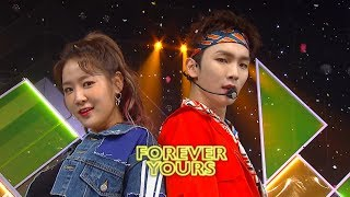 Key Forever Yours Feat Soyou Sbs Inkigayo Ep 981