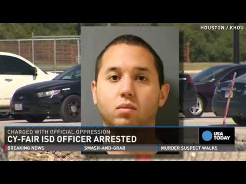 School Officer Accused Of Abusing Power For Foot Fetish video