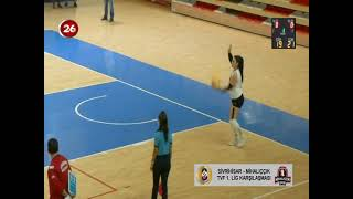 Sivrihisarspor 3 - Mihallıççıkspor 0 TVF 1.Lig 1. Hafta