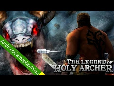 The Legend of Holy Archer Android Game Gameplay [Game For Kids]