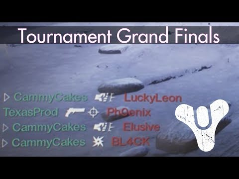 Destiny 2 PvP Solus Tournament   Grand Finals Game 1