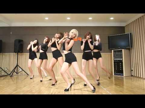 開始Youtube練舞:Like a Cat-AOA | 個人舞蹈練習