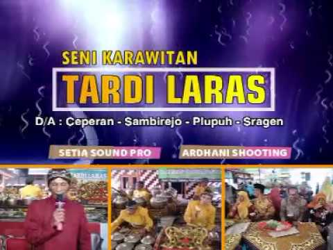 Ati Kesekso - Karawitan Tardi Laras 2018