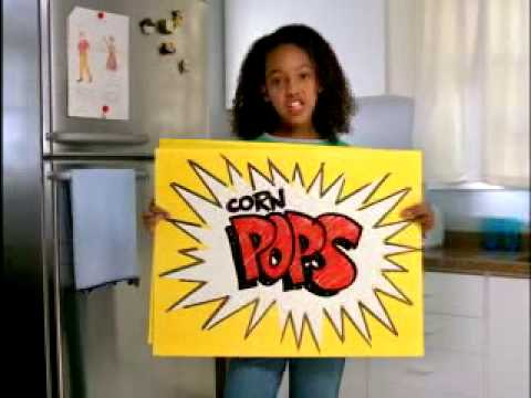 "Final Kellogg Corn Pops ""Music_Video"""