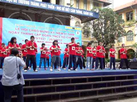 240312 Dn V Rasa saya_Chicken Dance_Waka waka