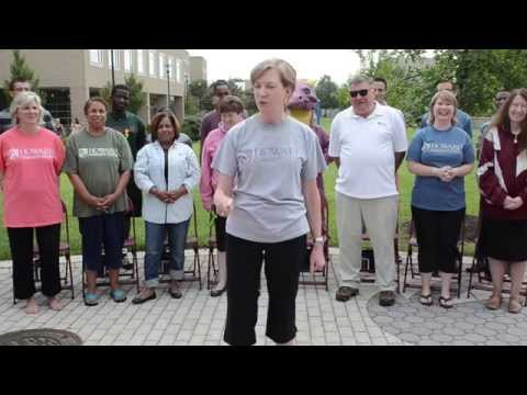 Howard Community College Ice Bucket Challenge
