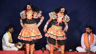 Yakshagana Chanda Munda Ammunje Shashi Patla