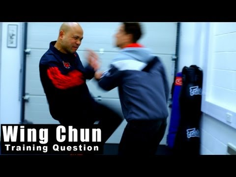 wing chun techniques dealing with grab finger Q84 Image 1