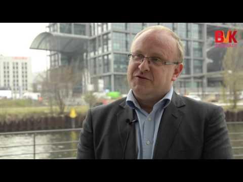 BVK im Gespräch: Steve Roberts, Leiter Bereich Private Equity PwC Deutschland